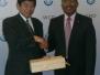 20130307 Courtesy visit Amb Nkosi to WCO Sec-Gen Dr K Mikuriya